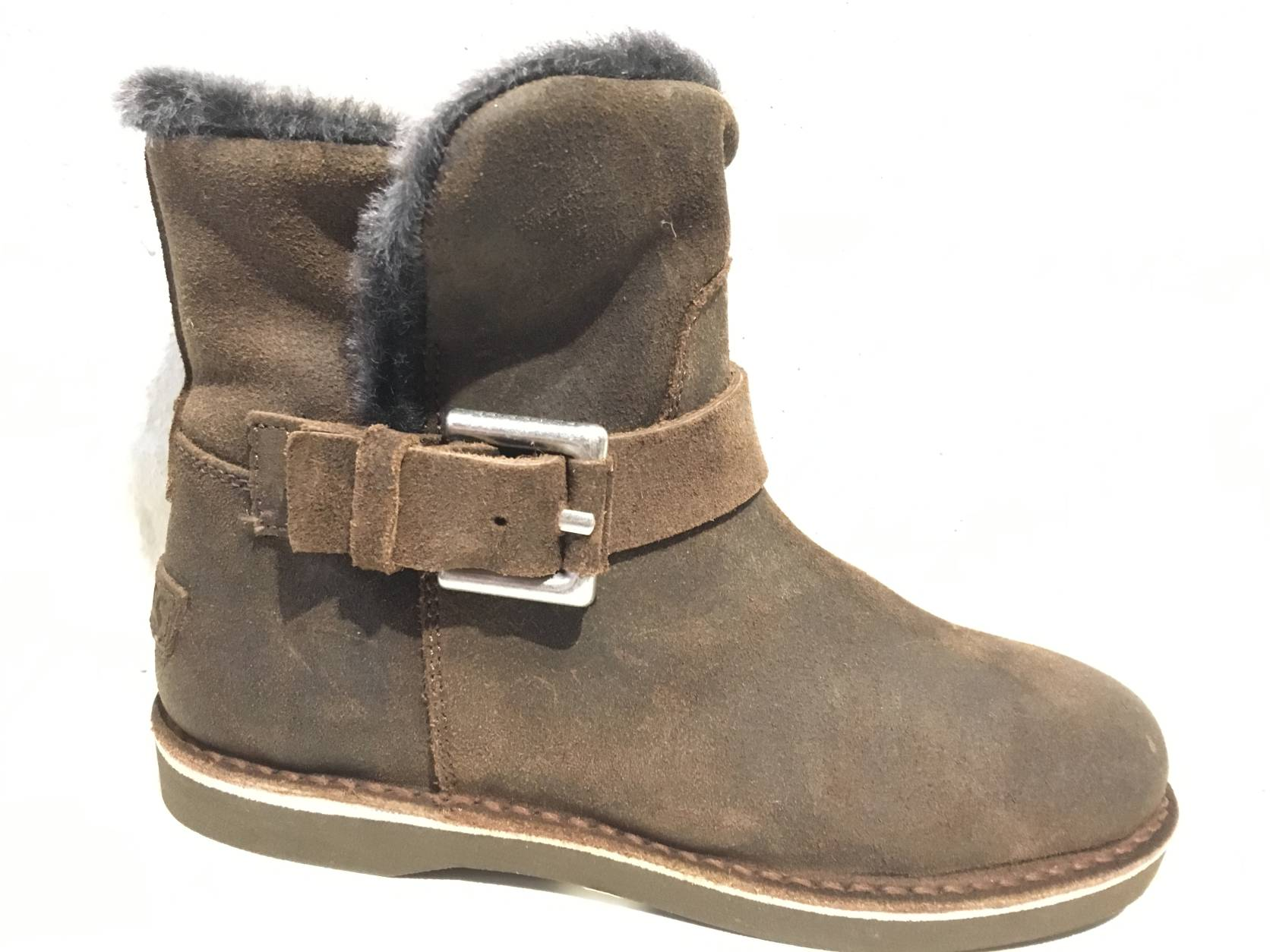 Short Boot merino